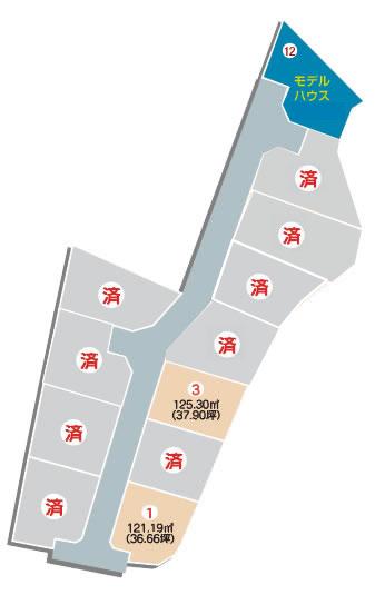 土地画像:畑寺新規分譲地